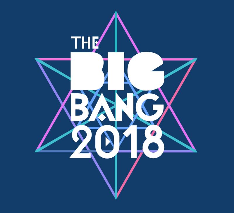 Big Bang 2018.......coming soon!!