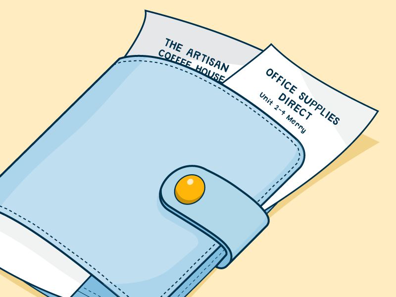 Managing your expenses day-to-day