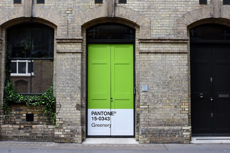 Airbnb x Pantone | The Outside In House
