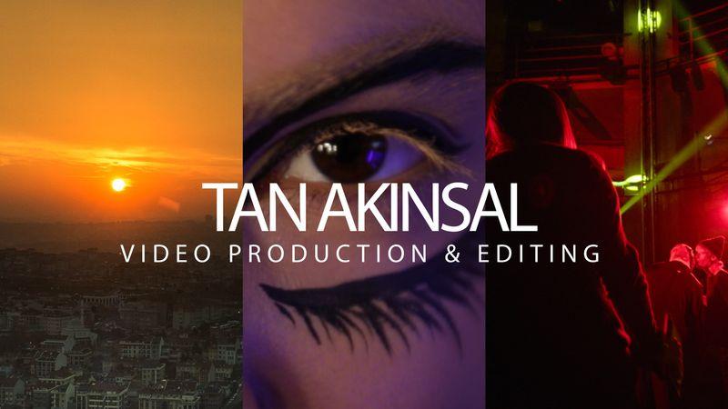 Tan AKINSAL Showreel
