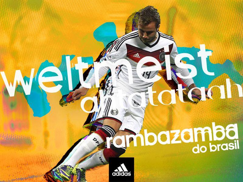 ADIDAS – Rambazamba