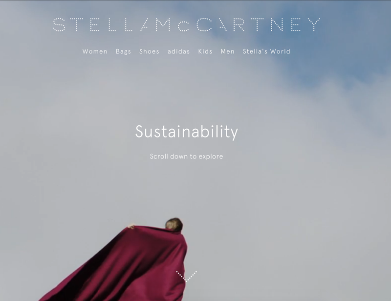 Stella McCartney Sustainability