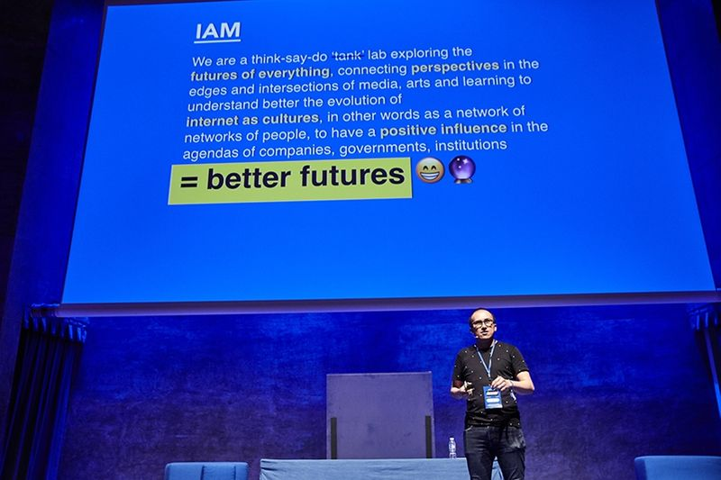 Highlights from IAM Weekend 18