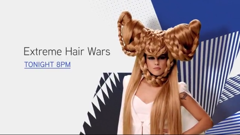 Extreme Hair Wars
