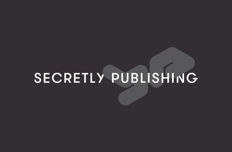 Secretly Publishing Identity & Website
