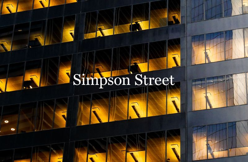 Simpson Street Creating an identity for a new boutique financial consultancy