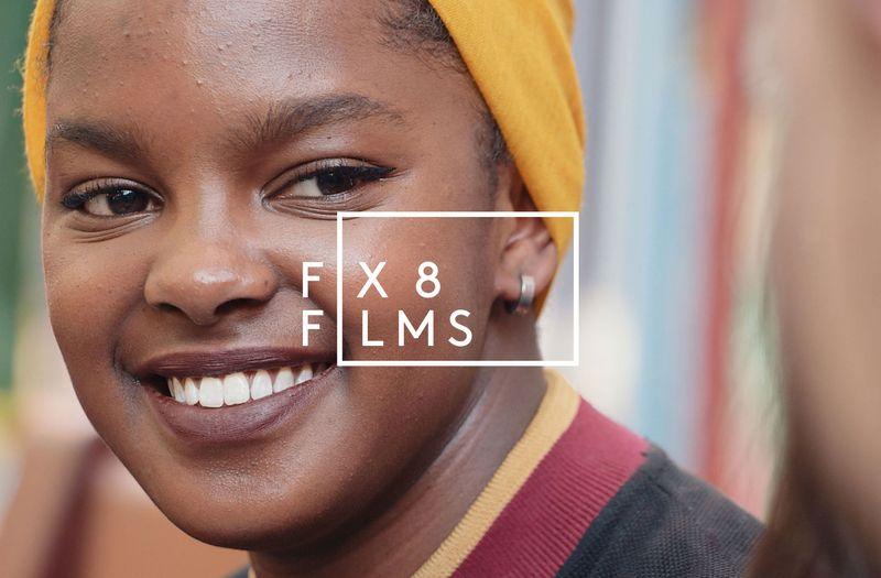 Fix 8 Films Identity & Website
