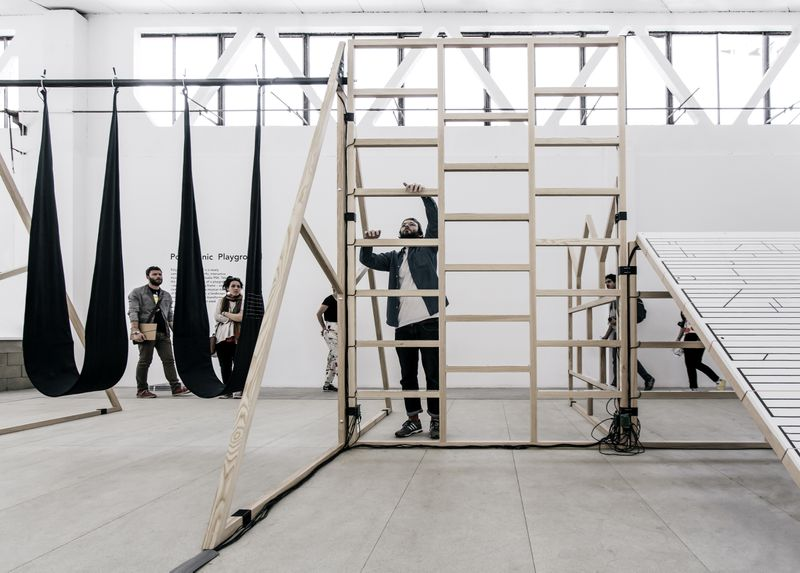 POLYPHONIC PLAYGROUND - A GIANT MUSICAL PLAYGROUND FOR ADULTS AND KIDS