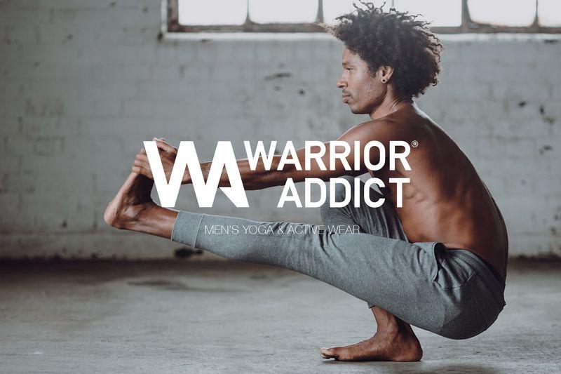 Warrior Addict: Men's Yoga Activewear
