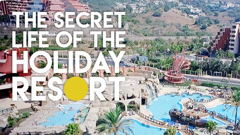 Camera Operator - Secret Life of the Holiday Resort (Channel 4)