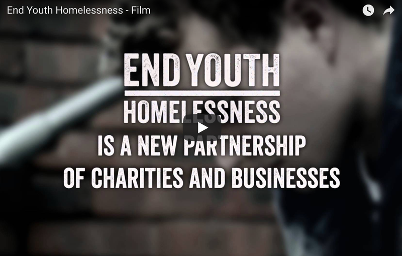 END YOUTH HOMELESSNESS: THE FILM