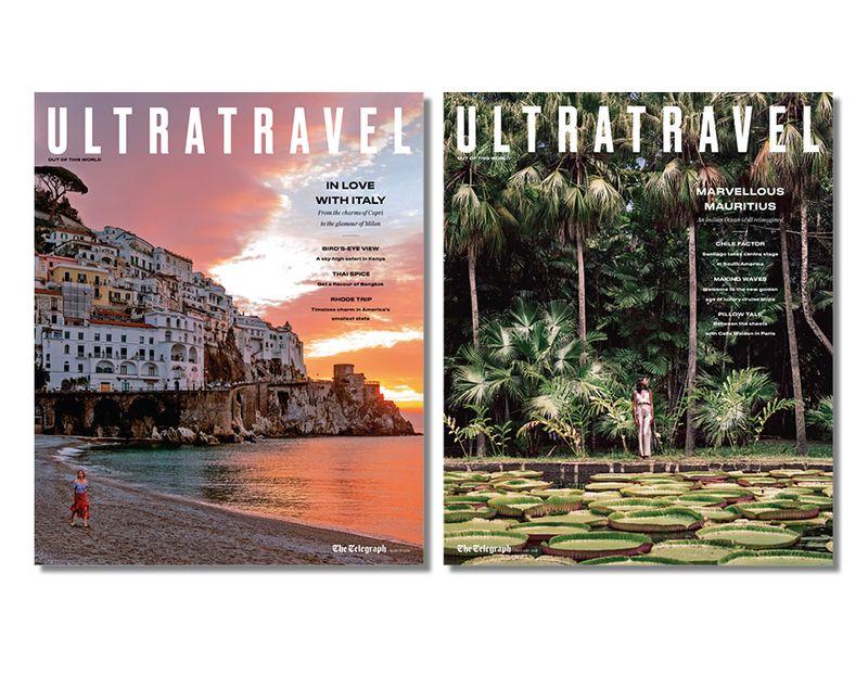 Ultratravel Magazine