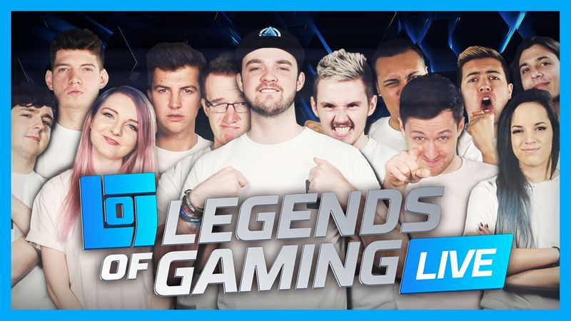 Legends of Gaming