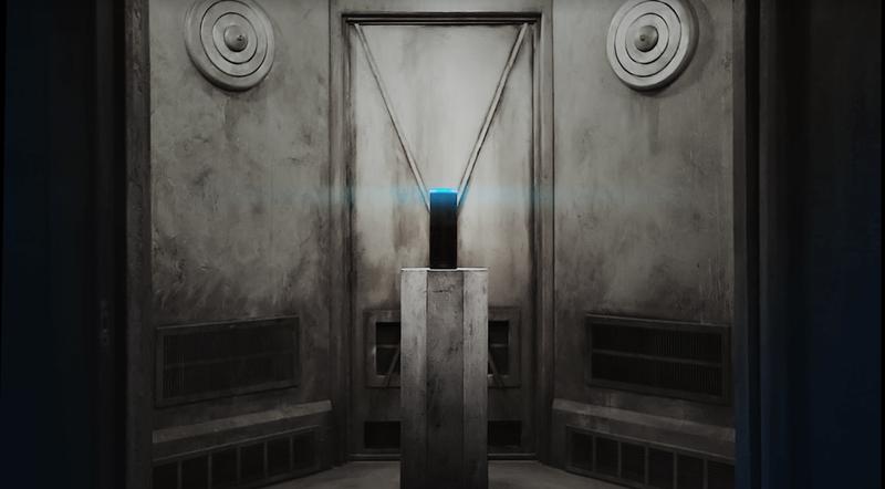 Amazon Echo: Escape Room