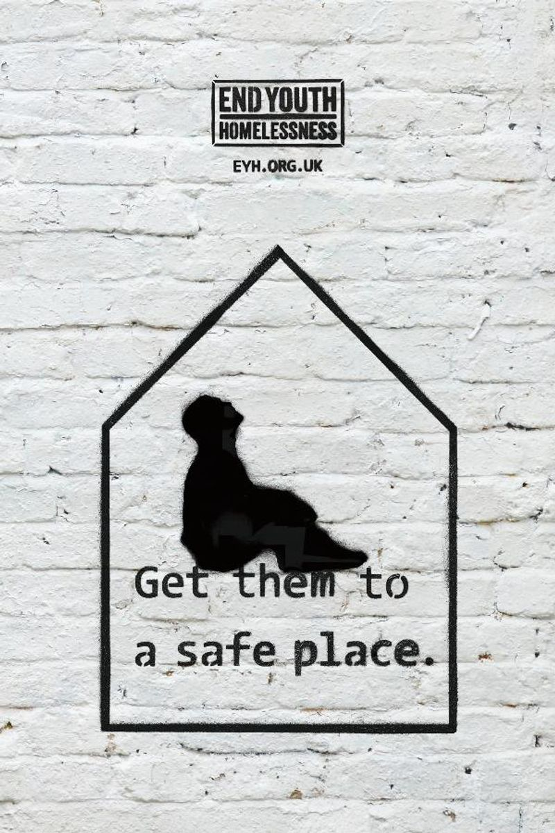 GET THEM TO A SAFE PLACE CAMPAIGN