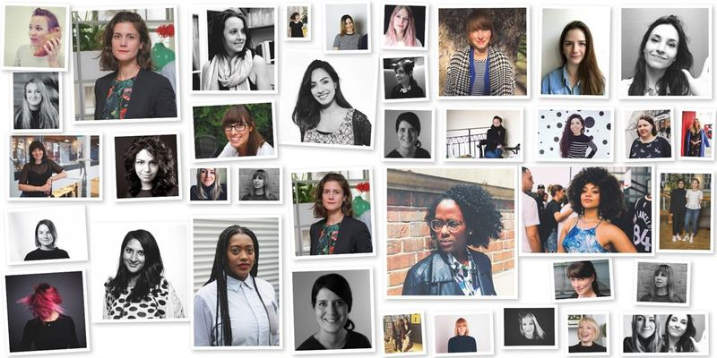Campaign & Creative Equals present the next generation of women redefining creativity 2018