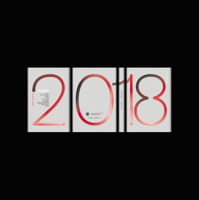 ECA Degree Show Catalogue 2018