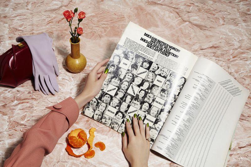 Riposte - Nova Magazine
