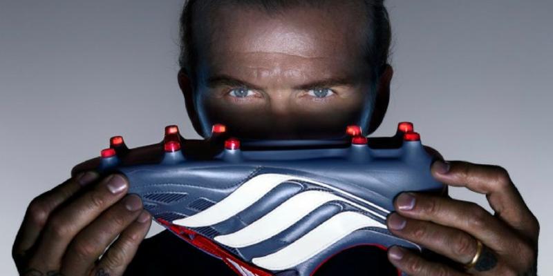 Adidas - Predator Precision Campaign - David Beckham