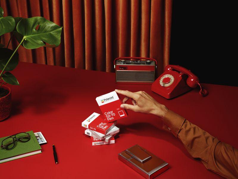 Polaroid - Re-launch campaign
