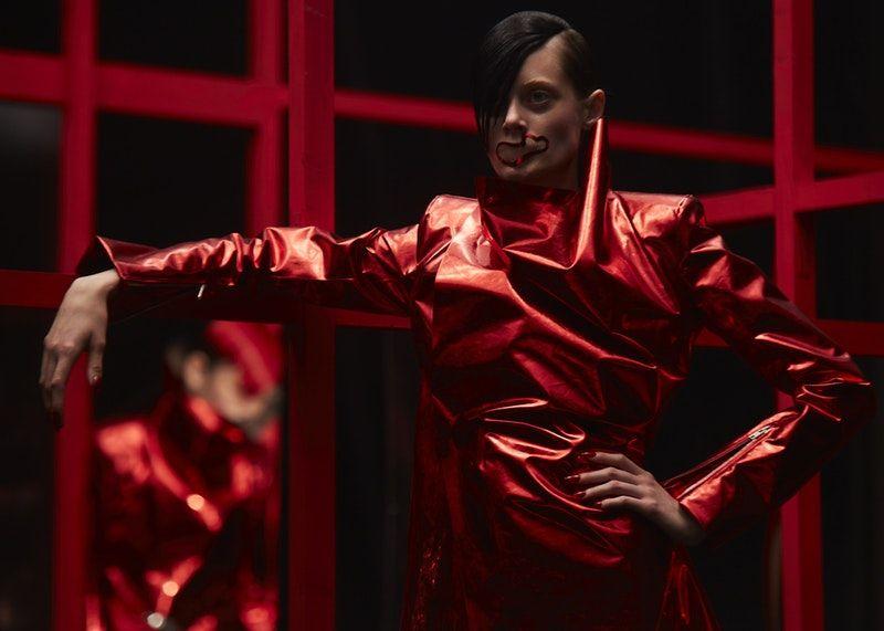 Gareth Pugh - S/S 18 Fashion Film: Collection Launch