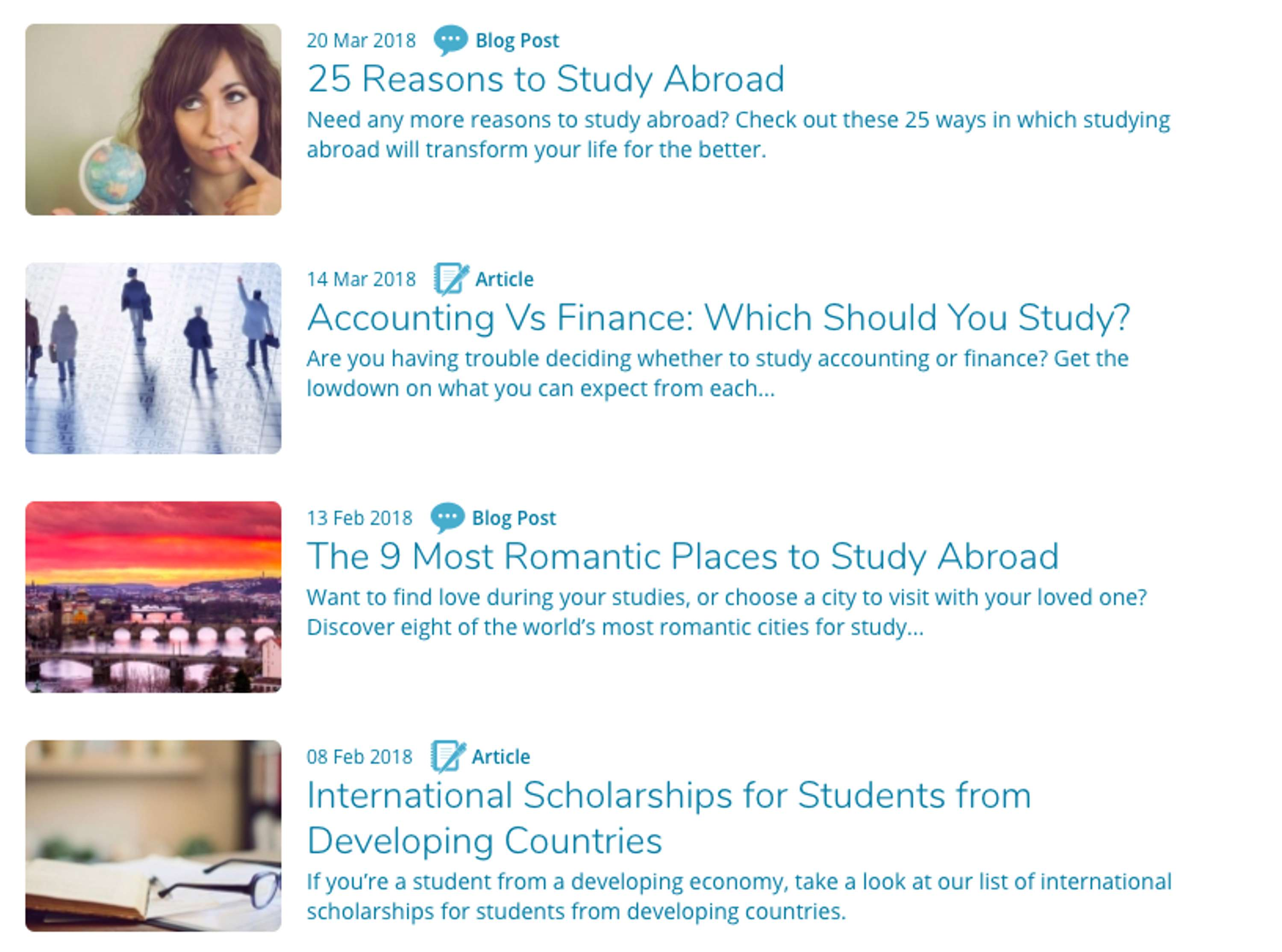 TopUniversities com // Articles, blogs and study guides for