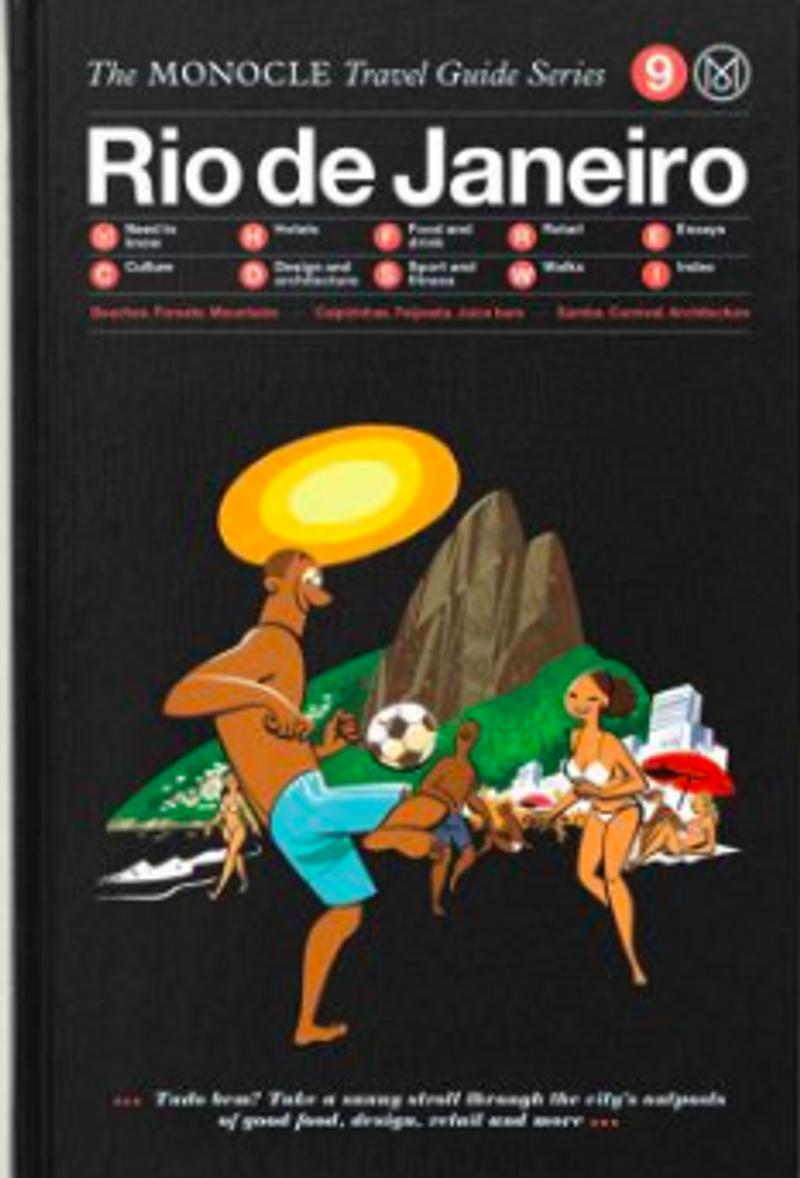 The Monocle Guide to Rio de Janeiro