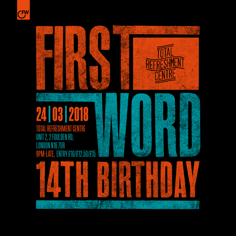 First Word Records' 14th Anniversary