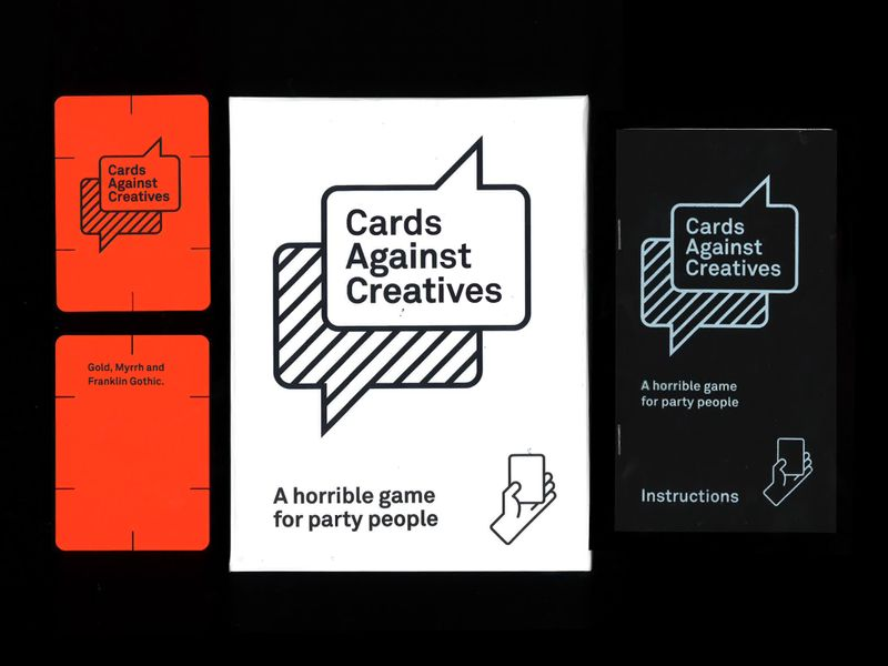 Cards Against Creatives