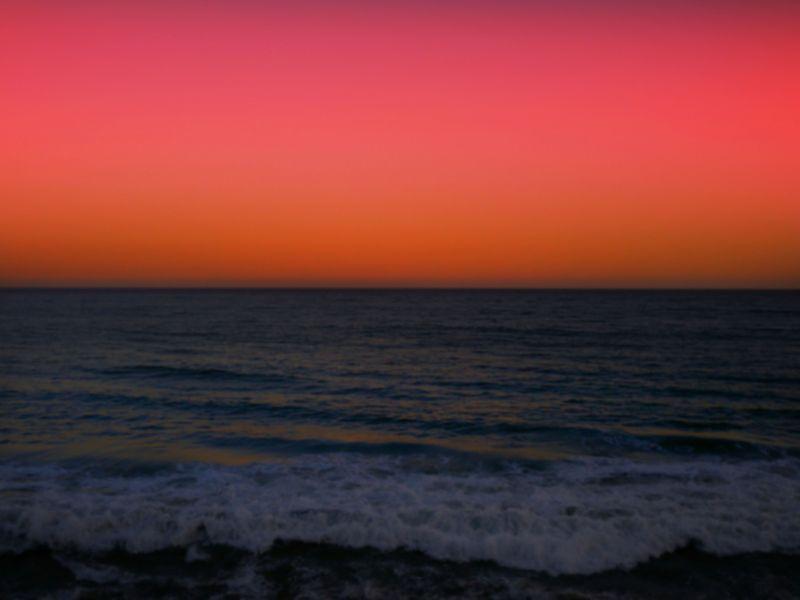 Rothko-esque California