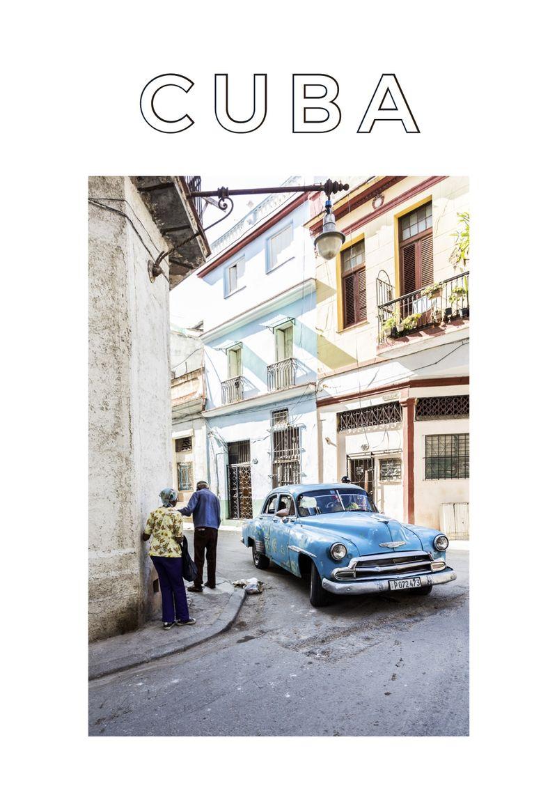 Cuba - a photobook