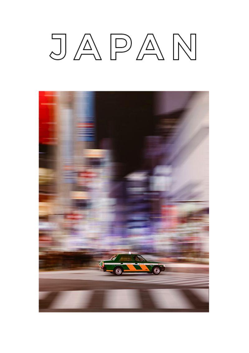 Japan - a photobook