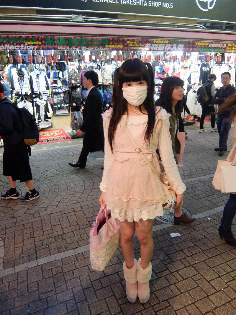 Harajuku street fashion + interview with me