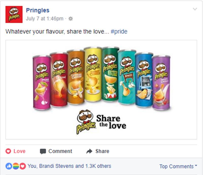 Pringles Pride