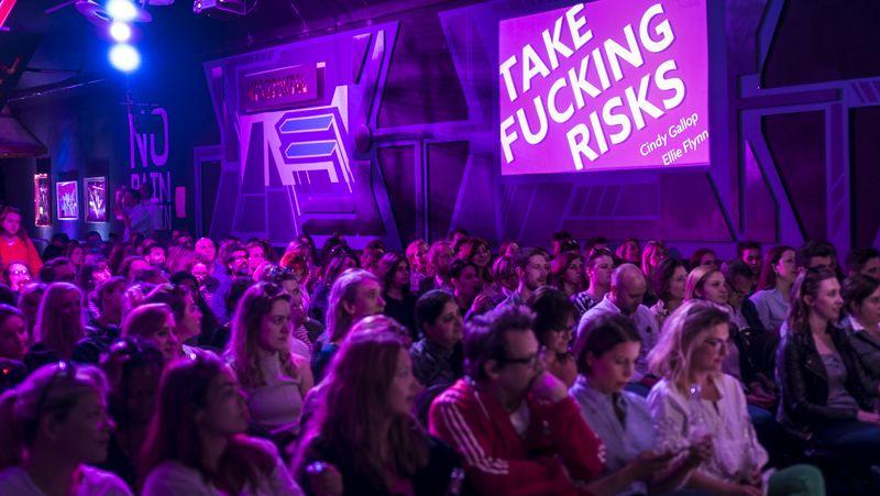 Take Fucking Risks: meets Cindy Gallop & Ellie Flynn