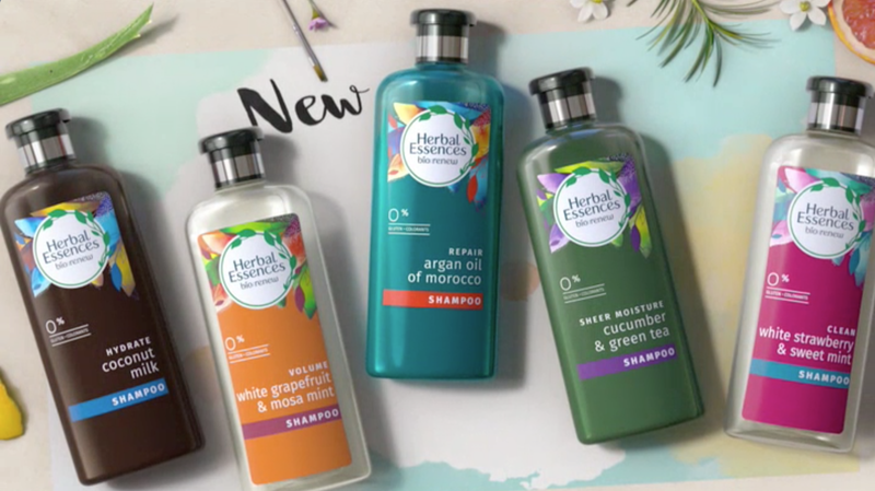 Herbal Essences - It's the nuts