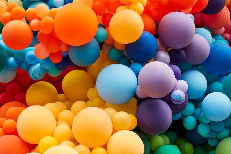 Squarespace Pride 2017 x Geronimo Balloons