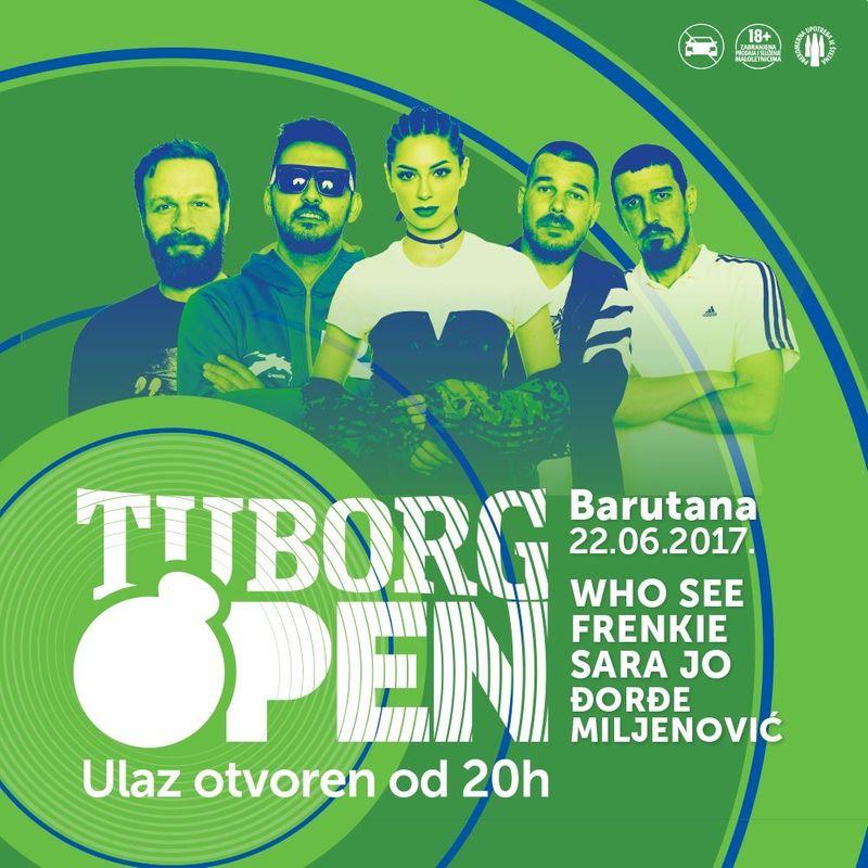 Tuborg OPEN Campaign