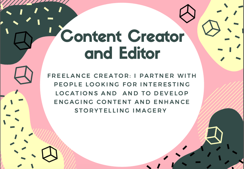 Content Creator and Editor