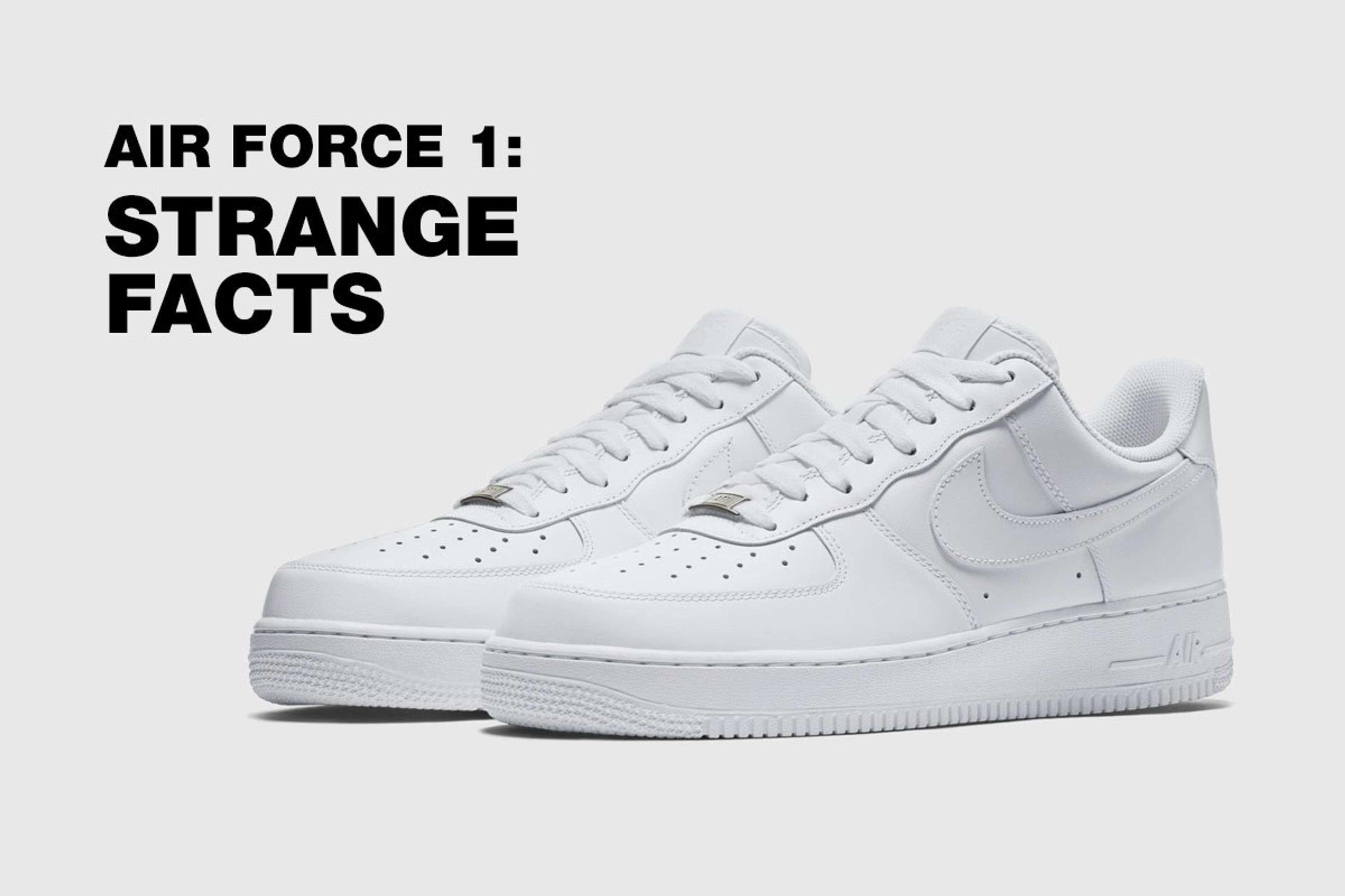 Nike Not You Know the About 15 Air Facts Force May Dots 1The E2DH9YWI
