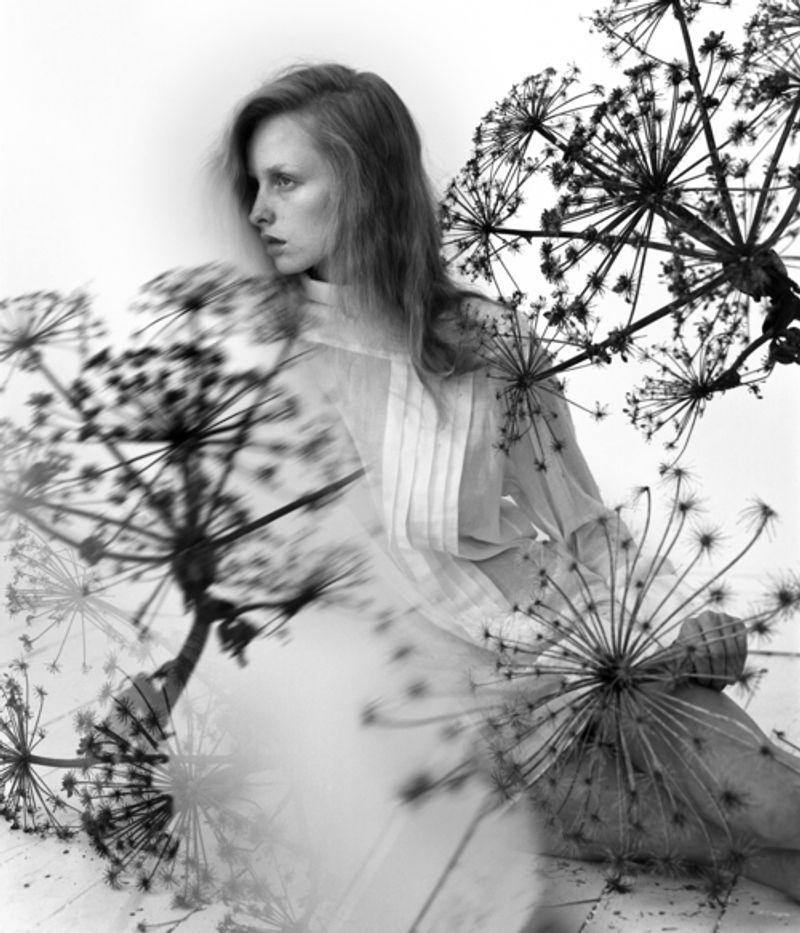 'EVA' Cover Shoot - Noctis Magazine - Issue 15