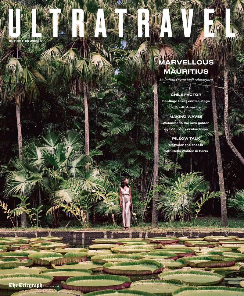 Telegraph Ultratravel x Hollie Fernando x Mauritius