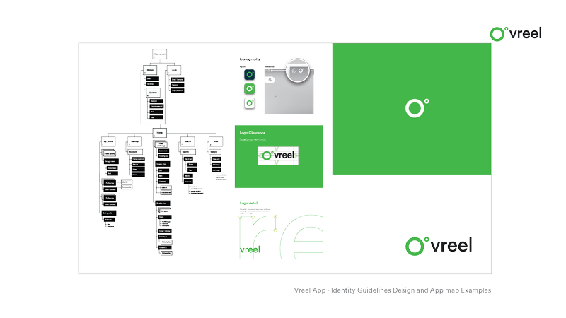 Vreel.io - UI/UX Design and Development for VR