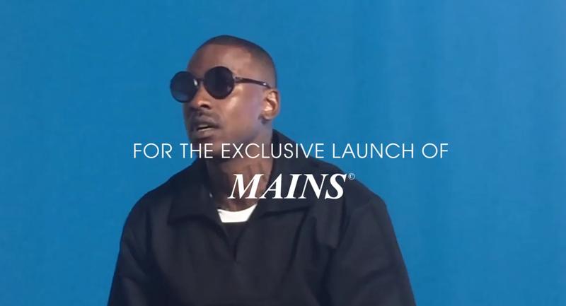 Skepa 'MAINS' X Selfridges Music Matters Campaign