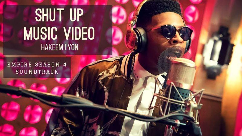 """SHUT UP"" Hakeem Lyon  (Music Video) | EMPIRE | Season 4"