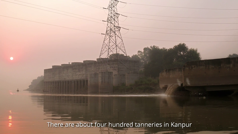 WWF - Supporting Improved Water - The Ganges