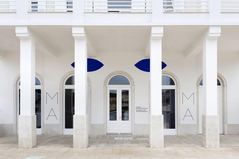 Museum of Apoxyomenos — Visual Identity