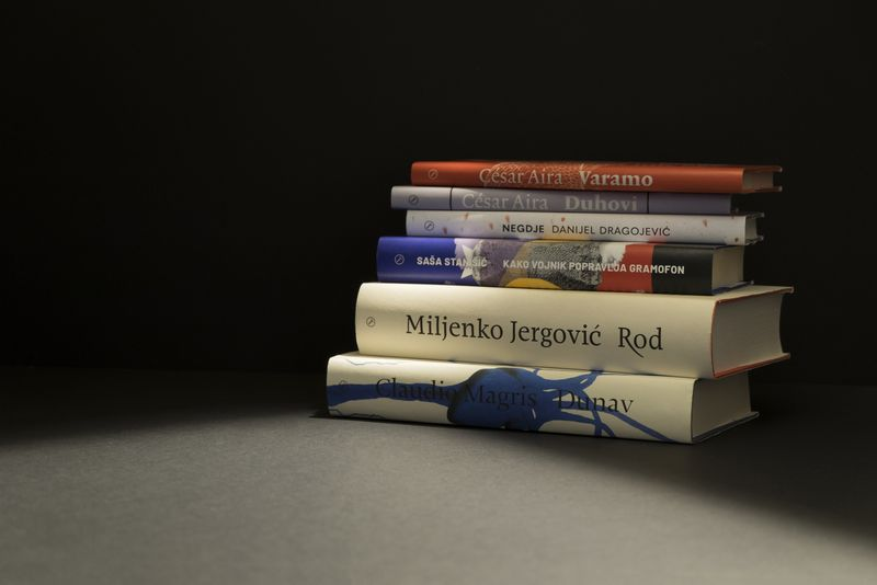 Fraktura Book Covers