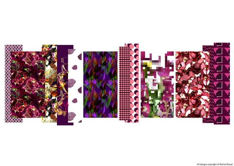 Amethyst Gardens; Print Collection