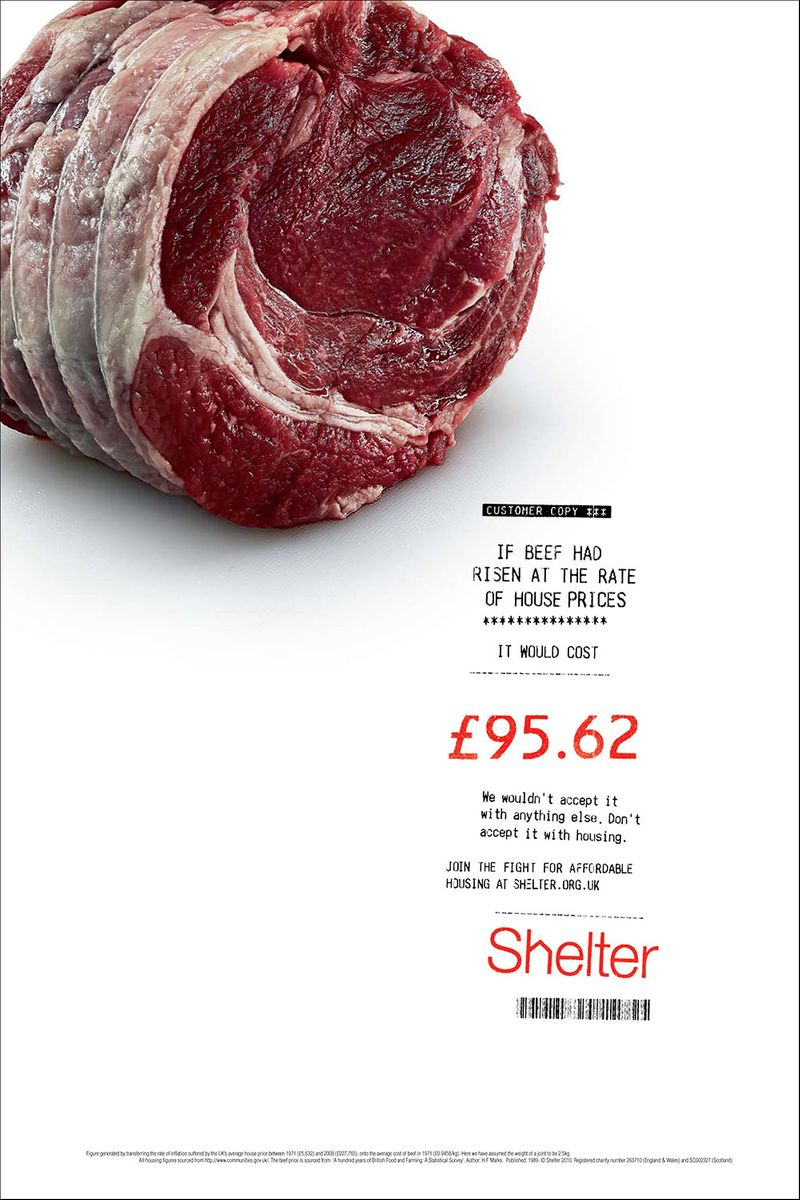 Shelter Print Campaign